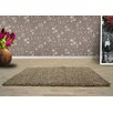 UK Furnishing UK Ltd Opus Shag and Flokati Beige Area Rug