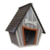 Innovation Pet Houses and Paws Whimsical Dog House
