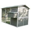 Innovation Pet Coops and Feathers™ Extreme Walk-In Hen Coop