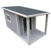 Innovation Pet Houses & Paws™ Urban Classic Dog House