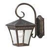 Cornerstone Lighting Ridgewood 1 Light Outdoor Wall Lantern