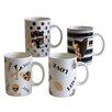 Betsey Johnson Hi Shine 4 Piece Mug Set