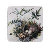 Golden Hill Studio Bird Nest Coaster (Set of 8)
