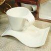 D'Lusso Designs Biscotti 4 Piece Espresso Set
