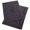 Stilana Gentle 2 Piece Bath Mat (Set of 2)
