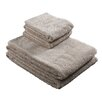 Stilana Pure Cotton 4 Piece Towel Set