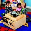 Childcraft Mobile Listening and Storage Center