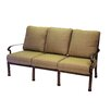 Darlee Santa Barbara Deep Seating Sofa with Cushion