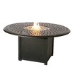 Darlee Series 60 Dining Table with Firepit