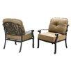 Darlee Elisabeth Club Chair with Cushions (Set of 2)