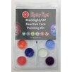 RUBY RED PAINT, INC. Water Based Reactive Face Painting Kit