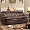 Homelegance Rozel Leather Reclining Sofa