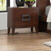 Homelegance Arata 2 Drawer Nightstand
