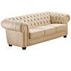 Max Winzer 3-Sitzer Chesterfield Sofa Chandler