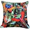 Etol Design Kissenbezug Papageien Fauna