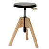 Valsecchi Pico Adjustable Height Bar Stool