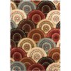 Well Woven Avenue Circles and Circles Multi Area Rug