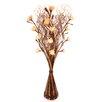 Zhambala Vase White Carnation