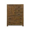 Magnussen Furniture River Ridge 5 Drawer Gentleman's Chest