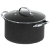 Starfrit The Rock 6-qt. Stockpot/Casserole with Lid