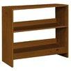 dCor design Mai Mid Sleeper Short 75cm Standard Bookcase