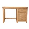 Alpen Home Hatton 3 Drawer Country Bedroom Dressing Table