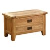 Alpen Home Millais Petite Wooden 2 Drawer Blanket Box