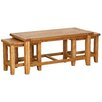 Alpen Home Millais Petite 3 Piece Nest of Coffee Tables