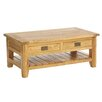 Alpen Home Millais Petite Coffee Table with Magazine Rack