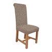 Alpen Home Richmond Solid Oak Dining Chair (Set of 2)