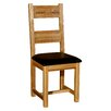 Alpen Home Oak Puerco Corral Ladder Back Dining Chair (Set of 2)