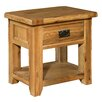 Alpen Home Kanan 1 Drawer Bedside Table