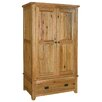 Alpen Home Agathla Gents Combination 2 Door Wardrobe