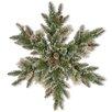 Alpen Home Sparkling Pine Snowflake