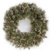 Alpen Home Bowlegs 61cm; Pinecone Wreath