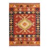 Alpen Home Keenesburg Hand-Woven Red Area Rug
