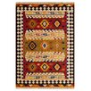 Alpen Home Mulgrave Caucasian Hand-Woven Brown Area Rug