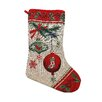 Alpen Home Trimmed Up Stocking
