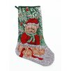 Alpen Home Teddy Stocking