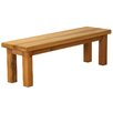 Alpen Home The Village Outlaw Wood Bench