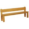 Alpen Home Outlaw Oak Kitchen Bench (Set of 2)