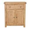 Hazelwood Home 2 Door 1 Drawer Cabinet