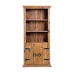 Alpen Home Ponderosa Park Tall Wide 177cm Standard Bookcase