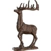 Alpen Home Woodman Ridge Stag Figurine