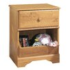 Prestington Huxerstone 1 Drawer Bedside Table