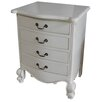 Prestington Louis 4 Drawer Chest of Drawers