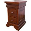 Prestington Beaulieu 3 Drawer Bedside Table