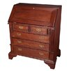 Prestington Mahogany Secretary / Roll Top Desk