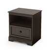 Prestington 1 Drawer Bedside Table