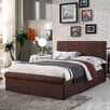Prestington Holly Upholstered Ottoman Bed Frame